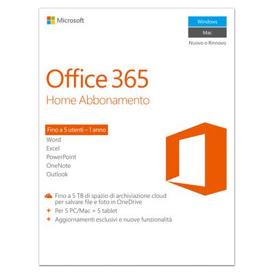 MICROSOFT Office 365 Home  Default image
