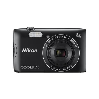NIKON COOLPIX A300 BLACK  Default image
