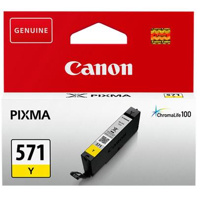 CANON CLI-571Y  Default image