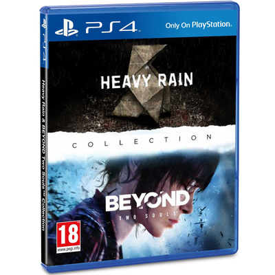 SONY ENTERTAINMENT Heavy Rain & Beyond Two Souls Collection  Default image