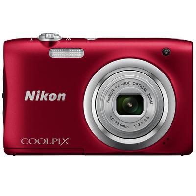 NIKON COOLPIX A100 - Red  Default image