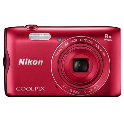 NIKON COOLPIX A300 - Red  Default image