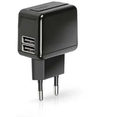 SBS ACCESSORI TELEFONICI Caricabatteria da viaggio con doppia porta USB 3.1  Default image