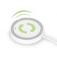 SBS ACCESSORI TELEFONICI Caricabatterie wireless da tavolo  Default thumbnail