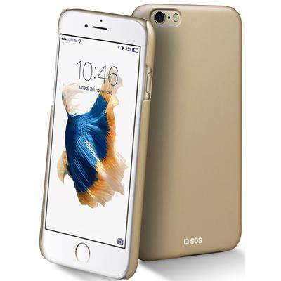SBS ACCESSORI TELEFONICI TECOVERIP6G Slim Gold Collection  Default image