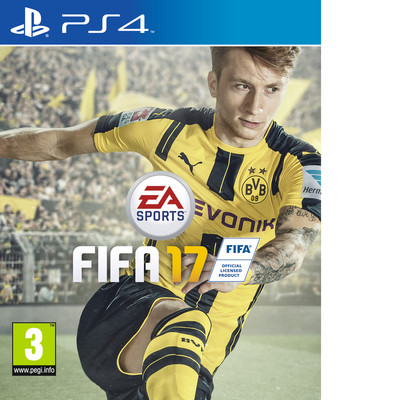 ELECTRONIC ARTS FIFA 17  Default image