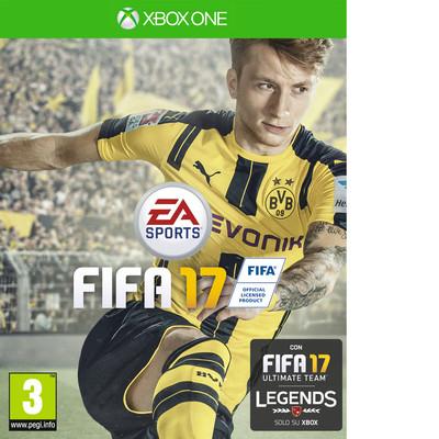 ELECTRONIC ARTS FIFA 17  Default image