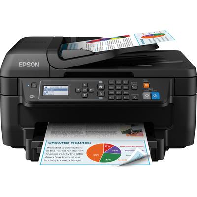 EPSON WorkForce WF-2750DWF  Default image
