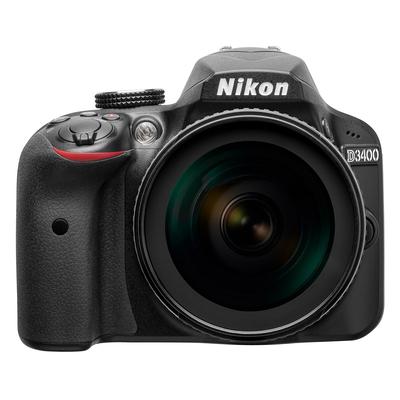 NIKON D3400 + AF-S 18-105 VR  Default image