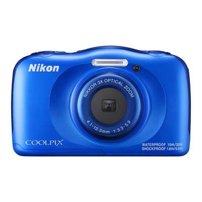 NIKON Coolpix W100 + Backpack  Default image