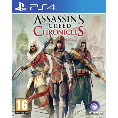UBI SOFT Assassins Creed: Chronicles  Default image