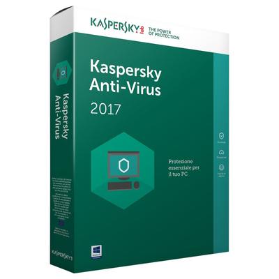 KASPERSKY Antivirus 2017 1 user  Default image
