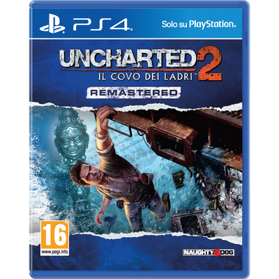 SONY ENTERTAINMENT Uncharted 2: Il Covo Dei Ladri Remastered  Default image