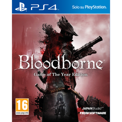 SONY ENTERTAINMENT Bloodborne: Game of the Year Edition  Default image