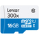 LEXAR HIGH-PERFORMANCE 300X MICROSDHC UHS-I 16GB  Default thumbnail