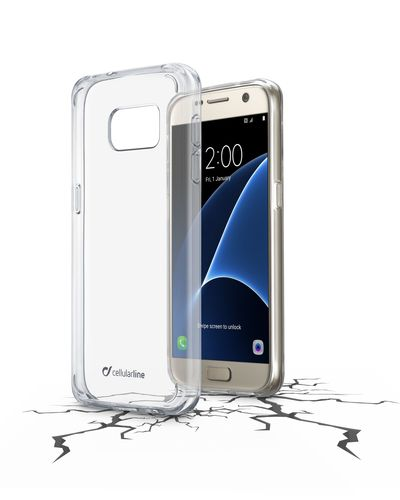 CELLULAR LINE Clear Duo Samsung Galaxy S7  Default image