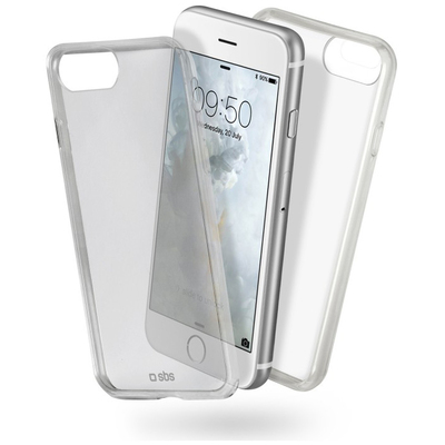 SBS ACCESSORI TELEFONICI Clear Fit iPhone 7  Default image