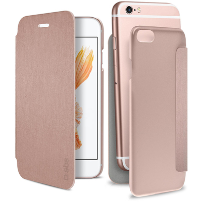 SBS ACCESSORI TELEFONICI Bookyoung Gold Line iPhone 6/6S  Default image