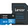 LEXAR High-Performance 633x microSDHC/microSDXC UHS-I 32  Default thumbnail