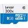 LEXAR HIGH-PERFORMANCE 300X MICROSDHC UHS-I 8GB  Default thumbnail