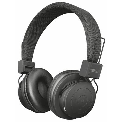 TRUST Leva Wireless Bluetooth Headphone  Default image