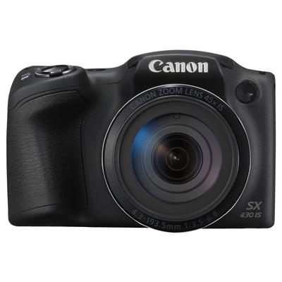 CANON PowerShot SX430 IS - Black  Default image