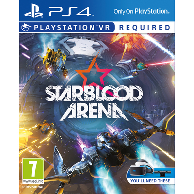SONY ENTERTAINMENT StarBlood Arena VR  Default image