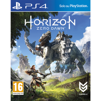 SONY ENTERTAINMENT Horizon Zero Dawn  Default image
