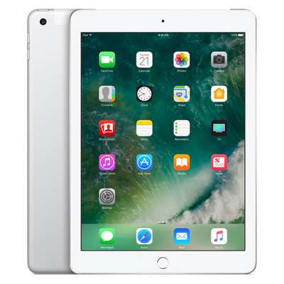 APPLE iPad Wi-Fi + Cellular 32GB - Silver  Default image