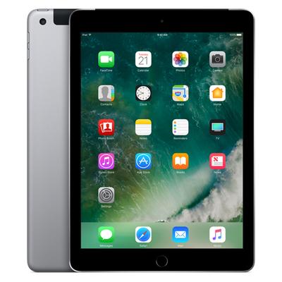 APPLE iPad Wi-Fi + Cellular 128GB - Space Grey  Default image
