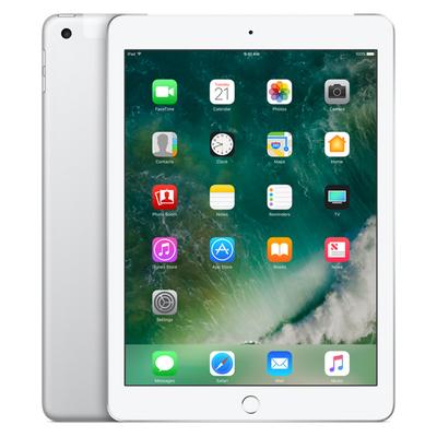 APPLE iPad Wi-Fi + Cellular 128GB - Silver  Default image