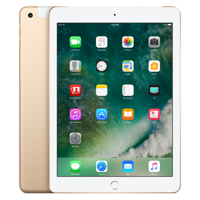 APPLE iPad Wi-Fi + Cellular 128GB - Gold  Default image