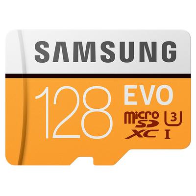 SAMSUNG MicroSD EVO - 2017 da 128GB  Default image