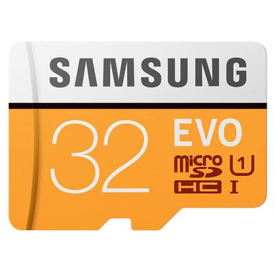 SAMSUNG Scheda MicroSD EVO - 2017 da 32GB  Default image