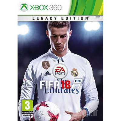 ELECTRONIC ARTS FIFA 18  Default image