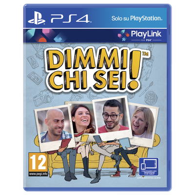 SONY ENTERTAINMENT Dimmi Chi Sei!  Default image