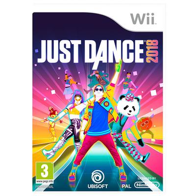 UBI SOFT Just Dance 2018 (Wii)  Default image