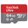SANDISK MicroSDXC Ultra (64 GB) + Adatt  Default thumbnail