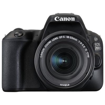 CANON EOS 200D + 18-55 IS STM  Default image