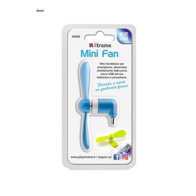 XTREME MINI FAN PER SMARTPHONE  Default image