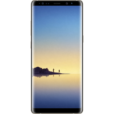 SAMSUNG Galaxy Note8 Maple Gold  Default image