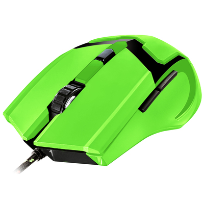 TRUST GXT 101-SB Spectra Gaming Mouse - Green  Default image