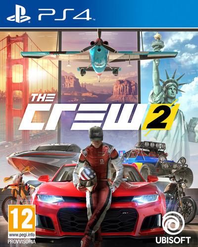 UBI SOFT THE CREW 2 ITA PS4  Default image
