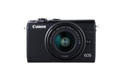 CANON EOS M100 BK+EF-M 15-45MM  Default image