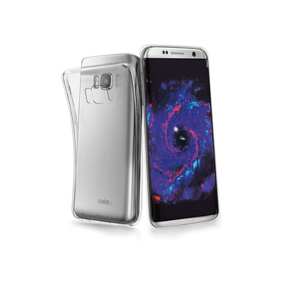 SBS ACCESSORI TELEFONICI Skinny Galaxy S8  Default image