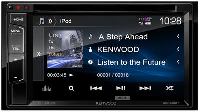 KENWOOD DDX318BT  Default image