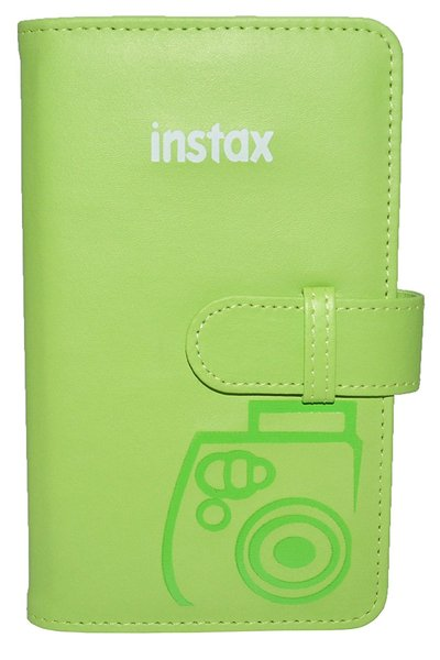 FUJIFILM INSTAX MINI ALBUM LIME GR  Default image