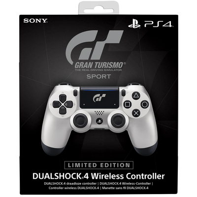 SONY ENTERTAINMENT DualShock 4 Controller Wireless GT SPORT Limited E  Default image