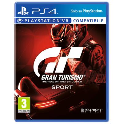 SONY ENTERTAINMENT Gran Turismo Sport  Default image