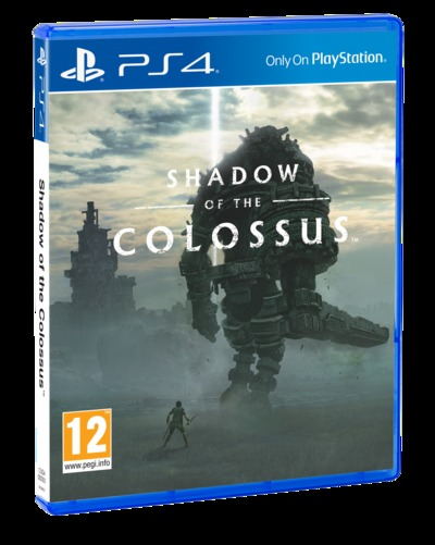 SONY ENTERTAINMENT SHADOW OF THE COLOSSUS  Default image